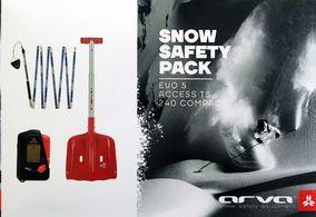 Arva  Snow Safety Pack Evo 5