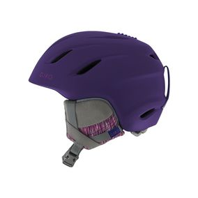 Giro Era matte purple