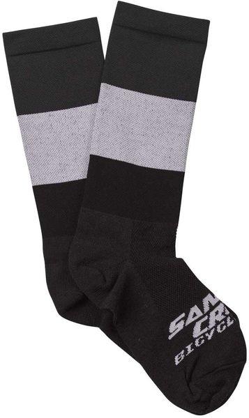 SANTA CRUZ ponožky MX ENDURO SOCK black
