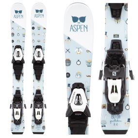 ASPEN SKIS Gentle Bear