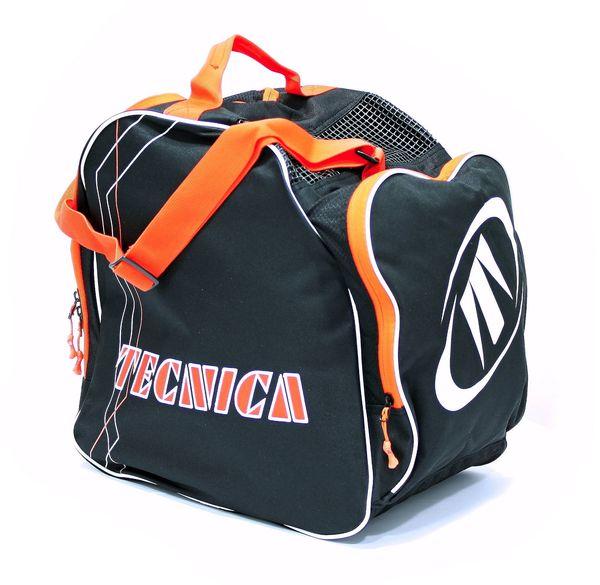 Tecnica Skiboot Bag Premium black/orange
