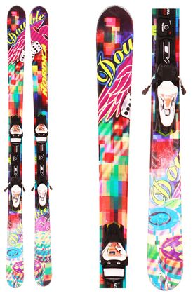 Nordica Double Six 2012/2013