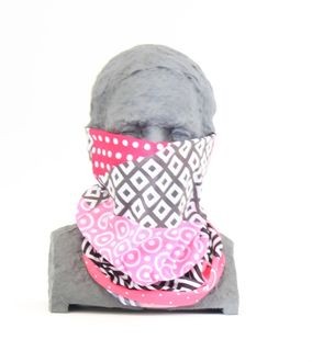 Forepart Pastel pink