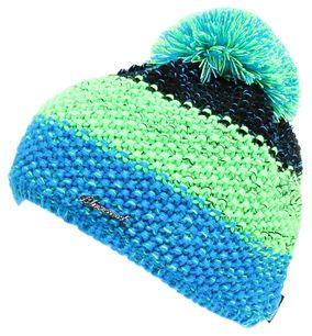 Blizzard Tricolor black/green/blue-melange