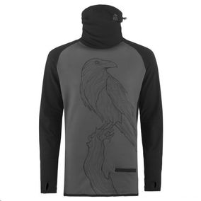 Majesty Surface Crow Top