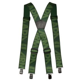 Armada Stage Suspenders forest green