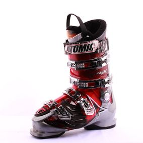 Atomic Hawx Plus 2011/2012 silver/red trans.