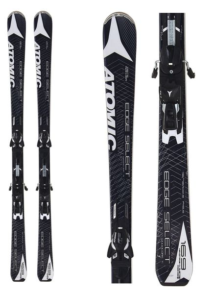 24ab86de4e9 Atomic Edge Select Ti 2012 2013 - 176 cm