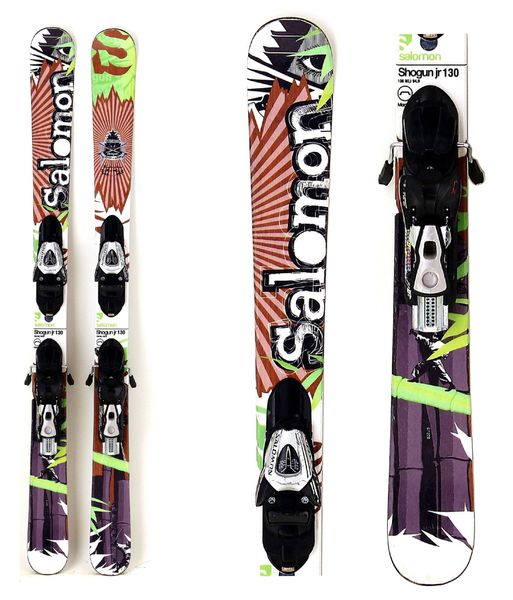 Salomon Shogun JR 2010/2011...