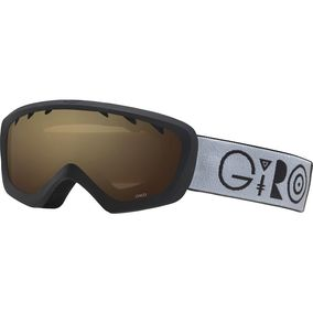 Giro Chico black geo amber rose 40