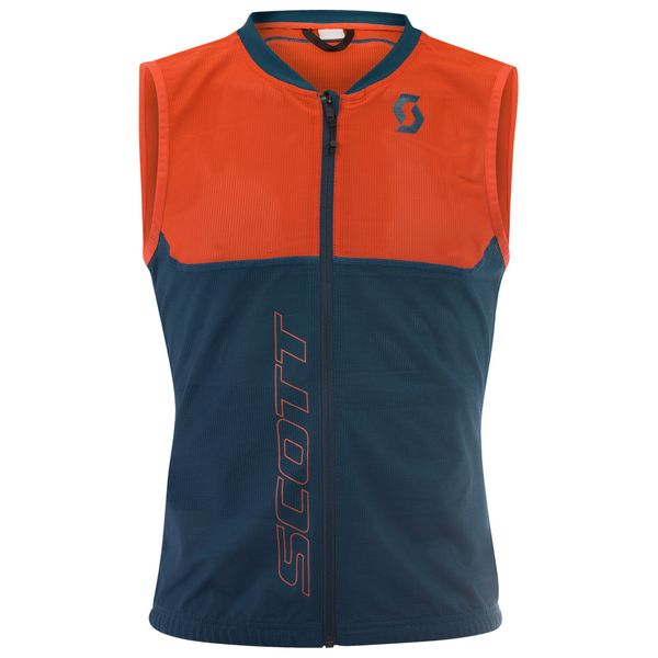 Scott Light Vest Actifit Plus denim blue/tangerine orange pánské/unisex...