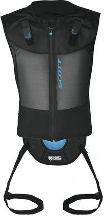 Scott Vest Protector X-Active black/blue pánské/unisex