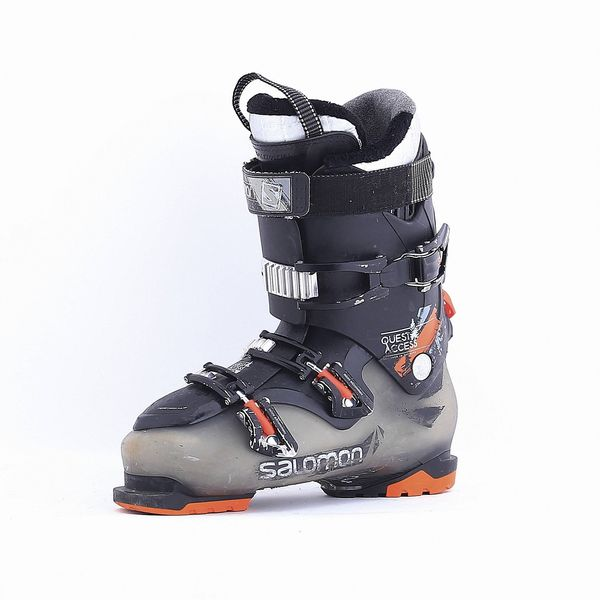 Salomon Quest Access 770 2013/2014 black translu./black