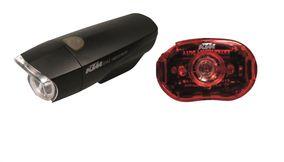 KTM Set led bateriových světel