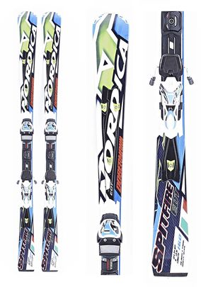 Nordica Dobermann Spitfire EDT 2013/2014