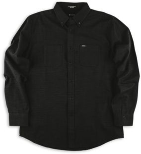 MATIX košile MJ FLANNEL black