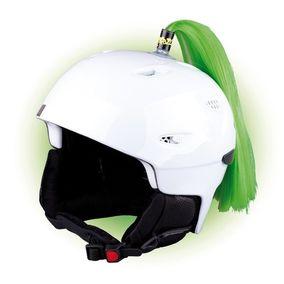 Crazy Uši na helmu cop zelený