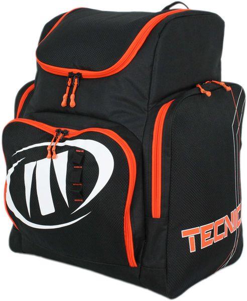 d58cb1f5f7 Tecnica Family Team Skiboot Backpack black orange...