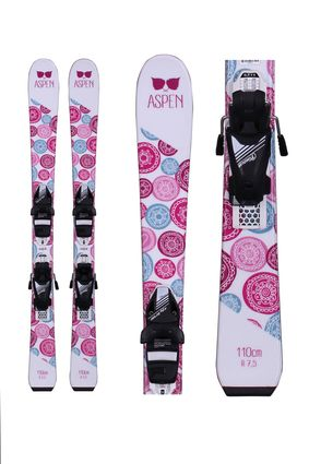 ASPEN SKIS Bliss Girl