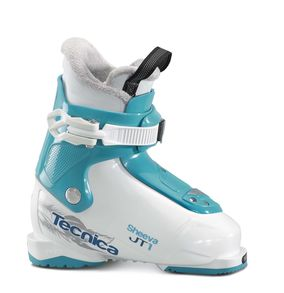 Tecnica JT 1 Sheeva white/blue bird