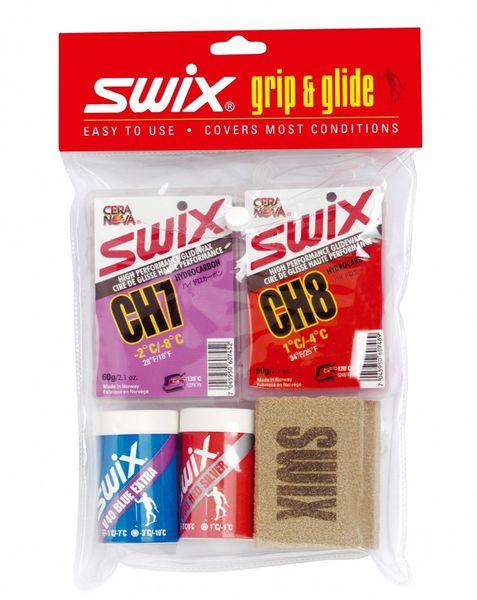 Swix P0048-Sada vosků