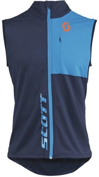 Scott Thermal Vest Protector Actifit black iris/blue pánské/unisex