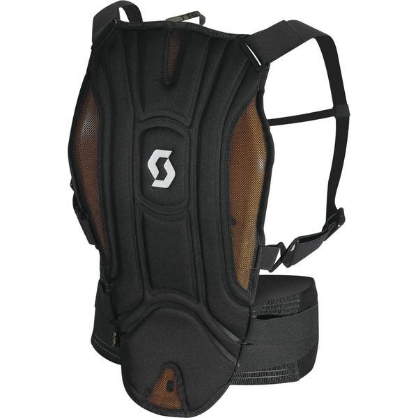 Scott Back Protector Soft Acti Fit black pánské/unisex
