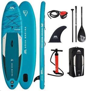AQUA MARINA paddleboard Vapor 10'4''x31''x6''