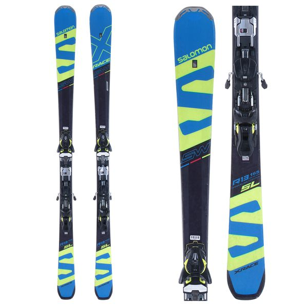 Ultimo Iniziativa Allineare  Salomon X-Race SW SL - 157 cm | Happy Sport