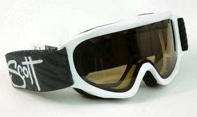 Scott Tracer white natural lens 40