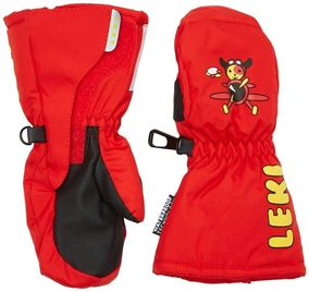 Leki Little Pilot Mitten red 2015/2016...
