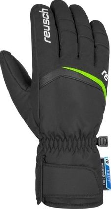 Reusch Balin XT black/neon green...