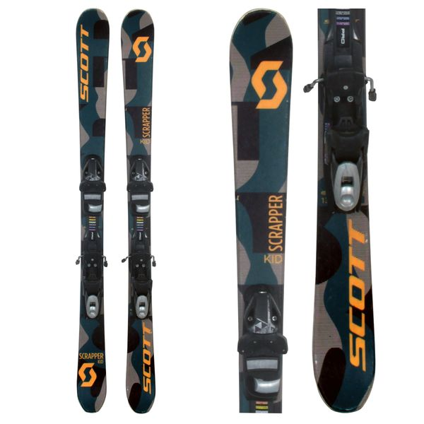Scott Kid Scrapper Junior Ski
