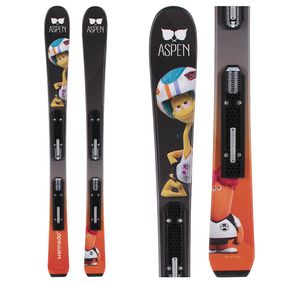 ASPEN SKIS Wannado Boy 2018/2019