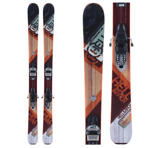 Nordica Hell&Back