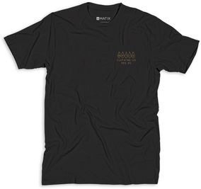 MATIX triko PINHEAD T-SHIRT black