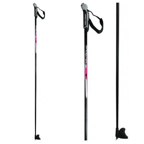 Sporten Favorit Alu JR black/pink...