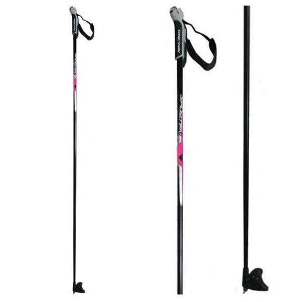 Sporten Favorit Alu JR black/pink