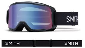Smith Daredevil black blue sensor mirror 2018/2019...