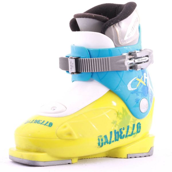 Dalbello CXR 1 2011/2012 citron/blue