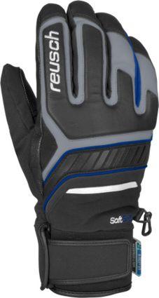 Reusch Thunder XT seel grey/dazzling blue...