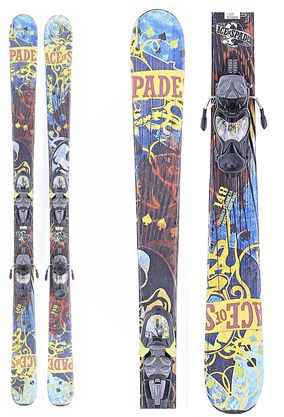 Nordica Ace Of Spades JR 2011/2012...