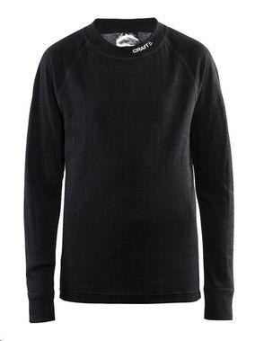 Craft Nordic Wool Junior. černá