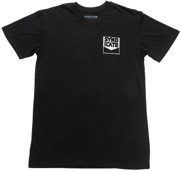 SANTA CRUZ triko SYNDICATE G.O.A.T. TEE 2020  black