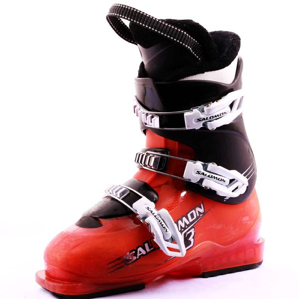 Salomon T3 RT 2012/2013 orange trans/black
