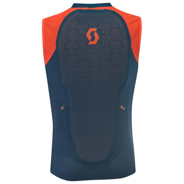 Scott Light Vest Actifit Plus denim blue/torange pánské/unisex