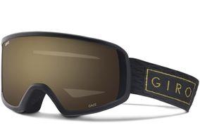 Giro Gaze black gold bar