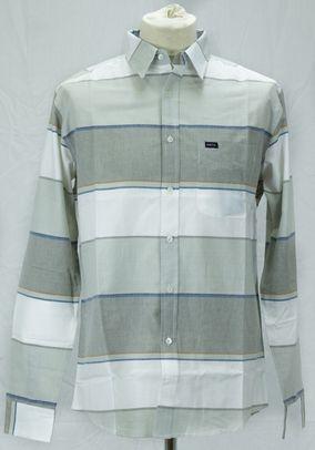 MATIX košile MONEY LINES white