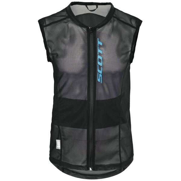 Scott Light Vest Protector  Actifit black/grey pánské/unisex