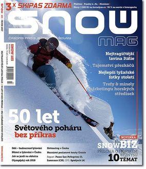 Snow Snow 103-3x skipas zdarma